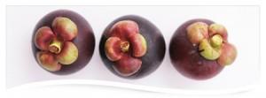 Fruit du mangoustan biologique antioxydant naturel puissant